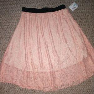 LuLaRoe Lola (midi skirt) brand new with tags